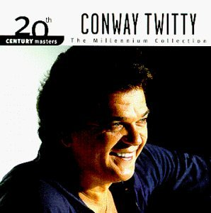 CONWAY TWITTY - Conway Twitty The #1 Hits Collection - Zortam Music