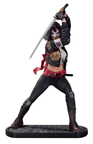Suicide Squad Statue Katana 30 cm Collectibles