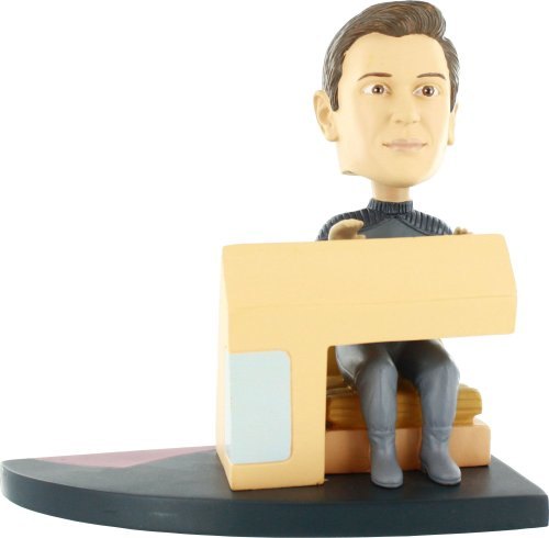 Star Trek: TNG Wesley Build-a-Bridge Bobble-Exclusive 1 of 8 - 1