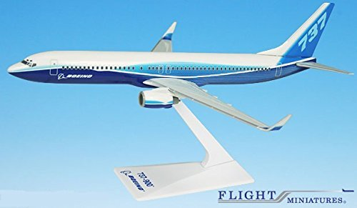 Boeing Demo (04-Cur) 737-900w Airplane Miniature Model Plastic Snap Fit 1:200 Part# ABO-73790H-005 (Boeing 737 Model compare prices)