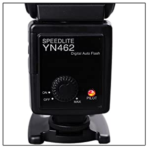 Yongnuo Flash Speedlight Yn-462 for Canon Nikon Pentax