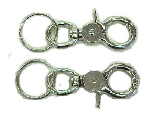 3-key-chain-ring-claw-gage-door-lock-trigger-snap-bird-eye-hook-belt-clip-toy-toys