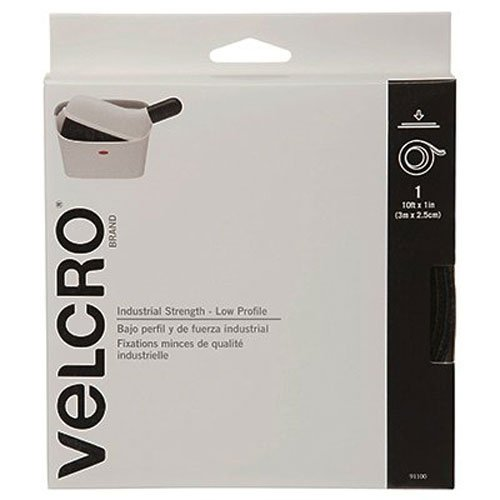 VELCRO Brand - Industrial Strength Low Profile - 10' x 1