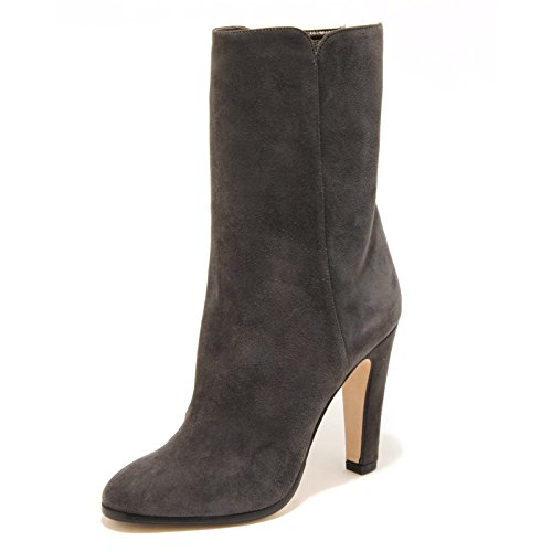 2996G stivaletto donna grigio JIMMY CHOO scarpa stivale boots shoes women [35]