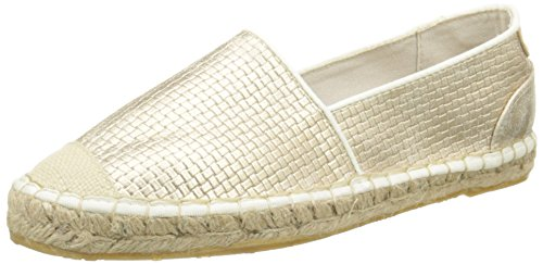 Mustang1218201 - Espadrillas Donna , Oro (Or (699 Gold)), 39