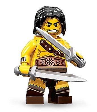 LEGO 71002 - Barbar aus Sammelfiguren-Serie 11