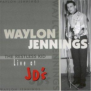 WAYLON JENNINGS - At Jd