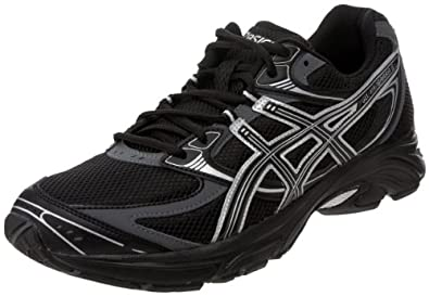 ASICS Men's GEL-Kanbarra 6 T138N.9099 Running Shoe,Black/Onyx/Charcoal,6 M US
