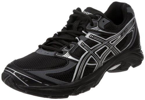 ASICS Men's GEL-Kanbarra 6 T138N.9099 Running Shoe,Black/Onyx/Charcoal,11.5 M US