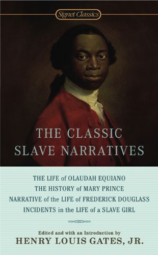 The Classic Slave Narratives-paperback