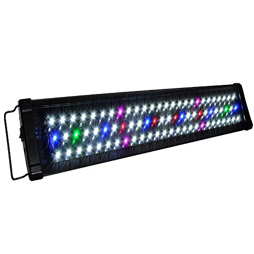Koval Inc. 78 LED Aquarium Lighting for 24 inch - 30 inch Fish Tank Light Hood (30 Gallon Fish Tanks compare prices)