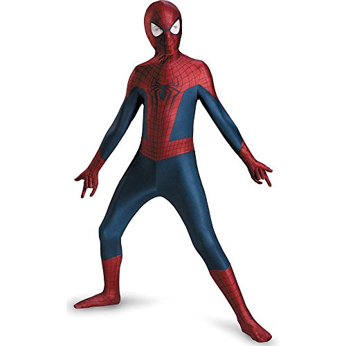 Disguise Marvel The Amazing Spider-Man 2 Movie Spider-Man Boys Bodysuit Costume