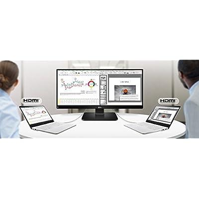 LG 25UB55 63.5 cm (25) LCD Monitor - Black