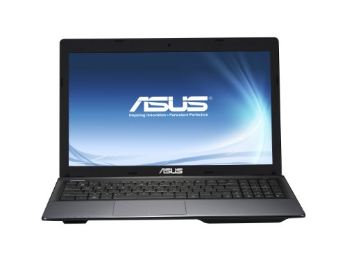 ASUS K55N-DS81 15.6-Inch Laptop (Black)