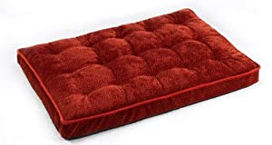 "Bowsers Luxury Dog Crate Mattress, Cherry Bones, SML 17""x23""x3"" by Bowsers"