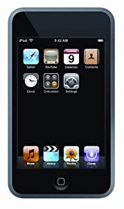 Apple iPod, A1288 Touch 2G MP3-Player mit integrierter Blutooth, WiFi Funktion 16 GB schwarz