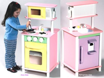 Guidecraft G97257 Pastel Kitchenette Center Play Set - Buy Guidecraft G97257 Pastel Kitchenette Center Play Set - Purchase Guidecraft G97257 Pastel Kitchenette Center Play Set (GuideCraft, Toys & Games,Categories,Pretend Play & Dress-up,Sets,Cooking & Housekeeping,Kitchen Playsets)