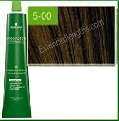 Schwarzkopf Essensity Permanent Hair Color - 5-00 Light Brown Forte