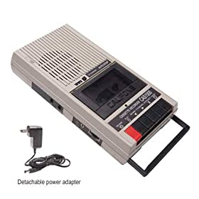 Califone Cassette Player and Recorder - Califone CAS1500