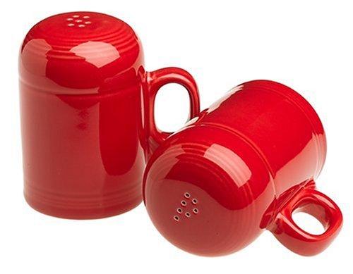 Fiesta Rangetop Salt and Pepper Set, Scarlet Reviews