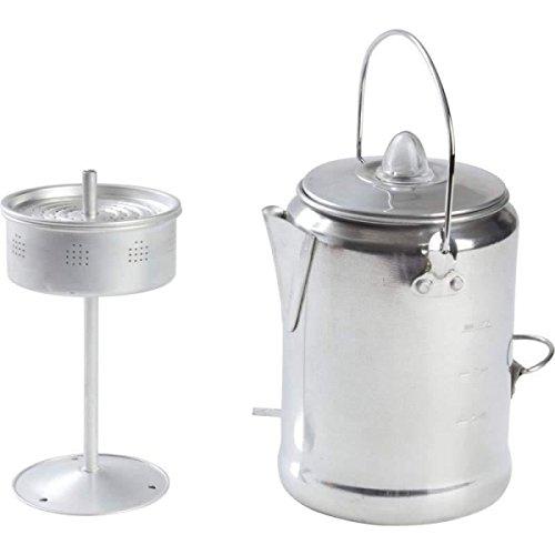 Maxam SPCOF Aluminum Coffee Percolator, 9 Cup