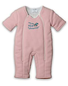 Baby Merlin's Magic Sleepsuit 6-9 months - Pink Large