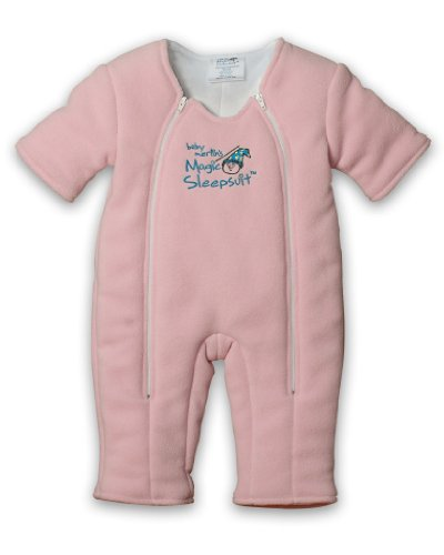 Great Deal! Baby Merlin's Magic Sleepsuit 6-9 months - Pink Large