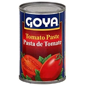 Goya Foods Tomato Paste, 18-Ounce (Pack of 24)