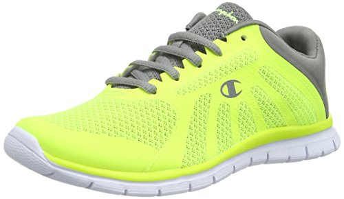 ChampionLow Cut Shoe ALPHA B YOUTH - Scarpe Running Bambino, Giallo (Gelb (Yellow 81)), 32