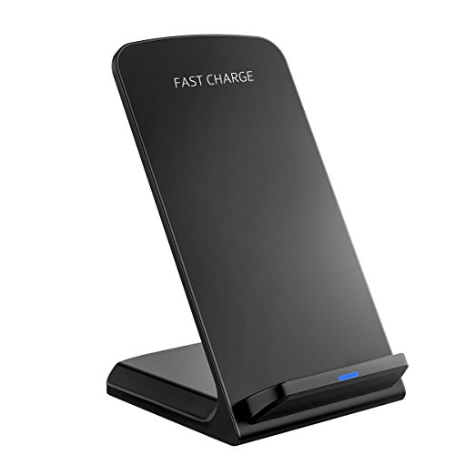 fast wireless charger holife qi ladeger t charger induktive ladestation k lslsgepa014ab deae1. Black Bedroom Furniture Sets. Home Design Ideas