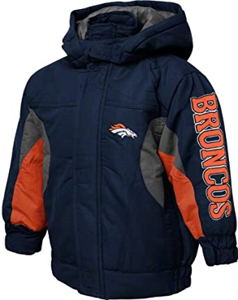 Amazon.com : Denver Broncos NFL Boys, Youth Winter Jacket
