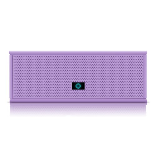 Photive Artisan Ph-Bt2020 Portable Bluetooth Speakers. Incredible Sound With 8 Hour Battery (Lavender)