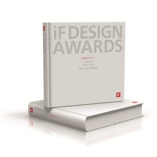 iF Design Awards 2013: Product Vol. 1 + Vol.