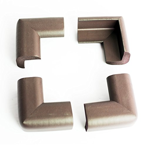 Gland 8pcs Safe Corner Guards And Edge Bumpers Cushiony Table Furniture Childproofing Corner