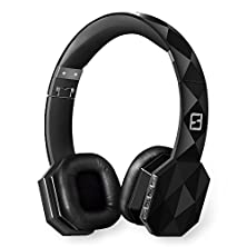buy Ecandy Bluetooth Headphones Wireless/Wired Stereo Headset With Nfc For Iphone 6,6S,6 Plus,5S,Ipad Air,Samsung Galaxy S6,S5,S4,S3 And More Smartphones And Other Bluetooth Tablets,Black
