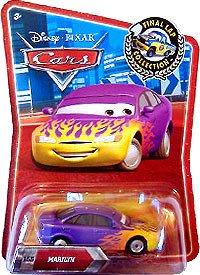 Disney / Pixar CARS Exclusive 155 Die Cast Car Final Lap Series Marilyn