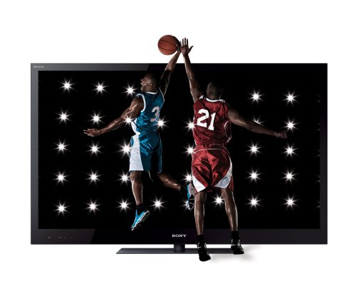 Sony BRAVIA KDL46HX820 46-Inch 1080p 3D LED HDTV with Built-In Wi-Fi, Black