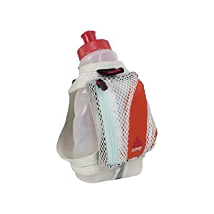 Sierra Designs 00448211FI Ultimate Direction Fastdraw Hand-held Bottle, 10-Ounce (Fiesta)