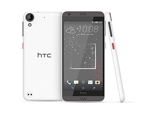 HTC-Desire-530-Smartphone-dbloqu-4G-Ecran-5-pouces-16-Go-Simple-Nano-SIM-Android-Blanc