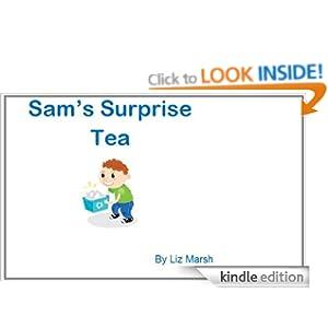 Sam's Surprise Tea Liz Marsh