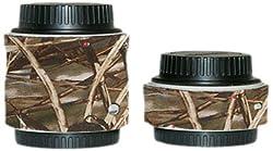 LensCoat LCEXM4 Canon Extender Set Lens Cover (Realtree Max4 HD)