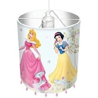 lampadari disney : Sospensione in tessuto Principesse Disney: Amazon.it: Illuminazione