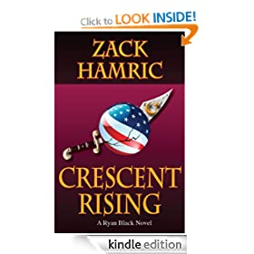 Crescent Rising (Ryan Black Thriller)