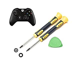 xbox one controller opening kit and screwdriver set video games. Black Bedroom Furniture Sets. Home Design Ideas