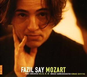 Piano Concertos Nos.12,21,23
