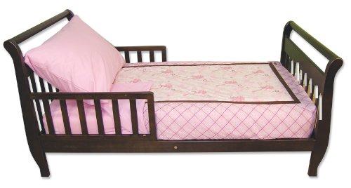 Trend Lab 4 Piece Toddler Bedding Set, Rock Angel