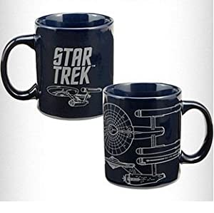 Star Trek Enterprise Coffee Mug