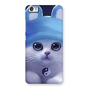 AJAYENTERPRISES kitty with hat Back Case Cover for Xiaomi Redmi Mi5