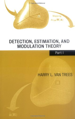 Detection, Estimation, and Modulation Theory (Part I)
