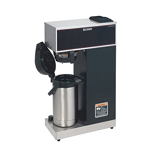 Bunn 33200.0010 VPR APS Commercial Pour Over Air Pot Coffee Brewer (Bunn Pour Over Coffee Maker compare prices)